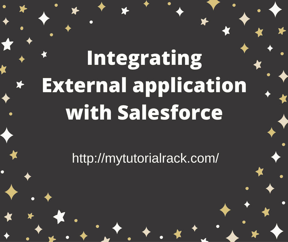 Integrating External application / External data into Salesforce using Heroku External objects and Heroku Postgres addon