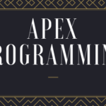 Basics of Apex Programming