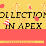 Collections in Apex