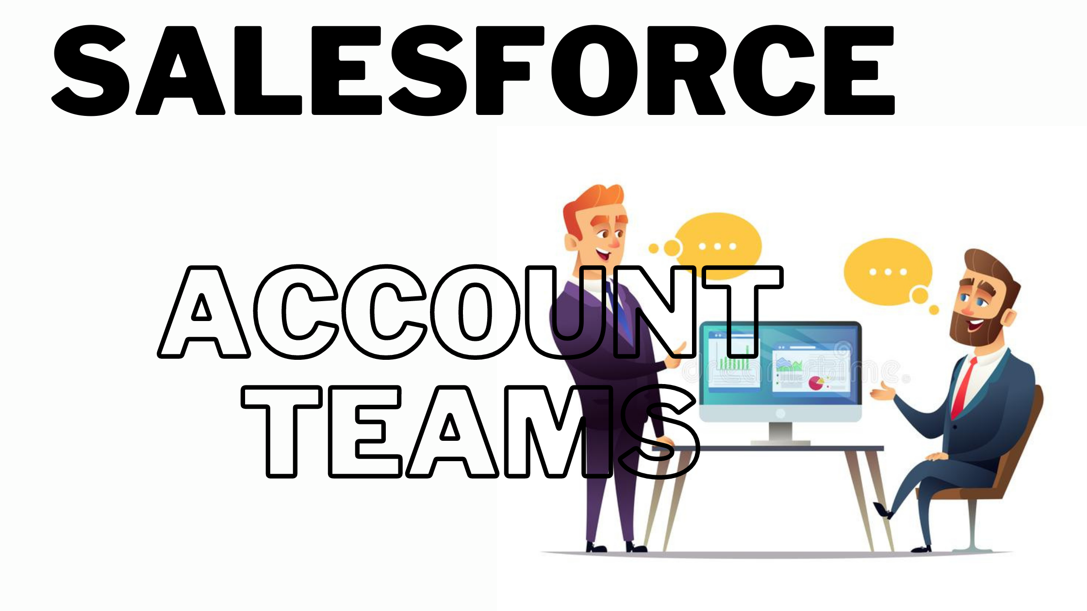 Salesforce Account Teams