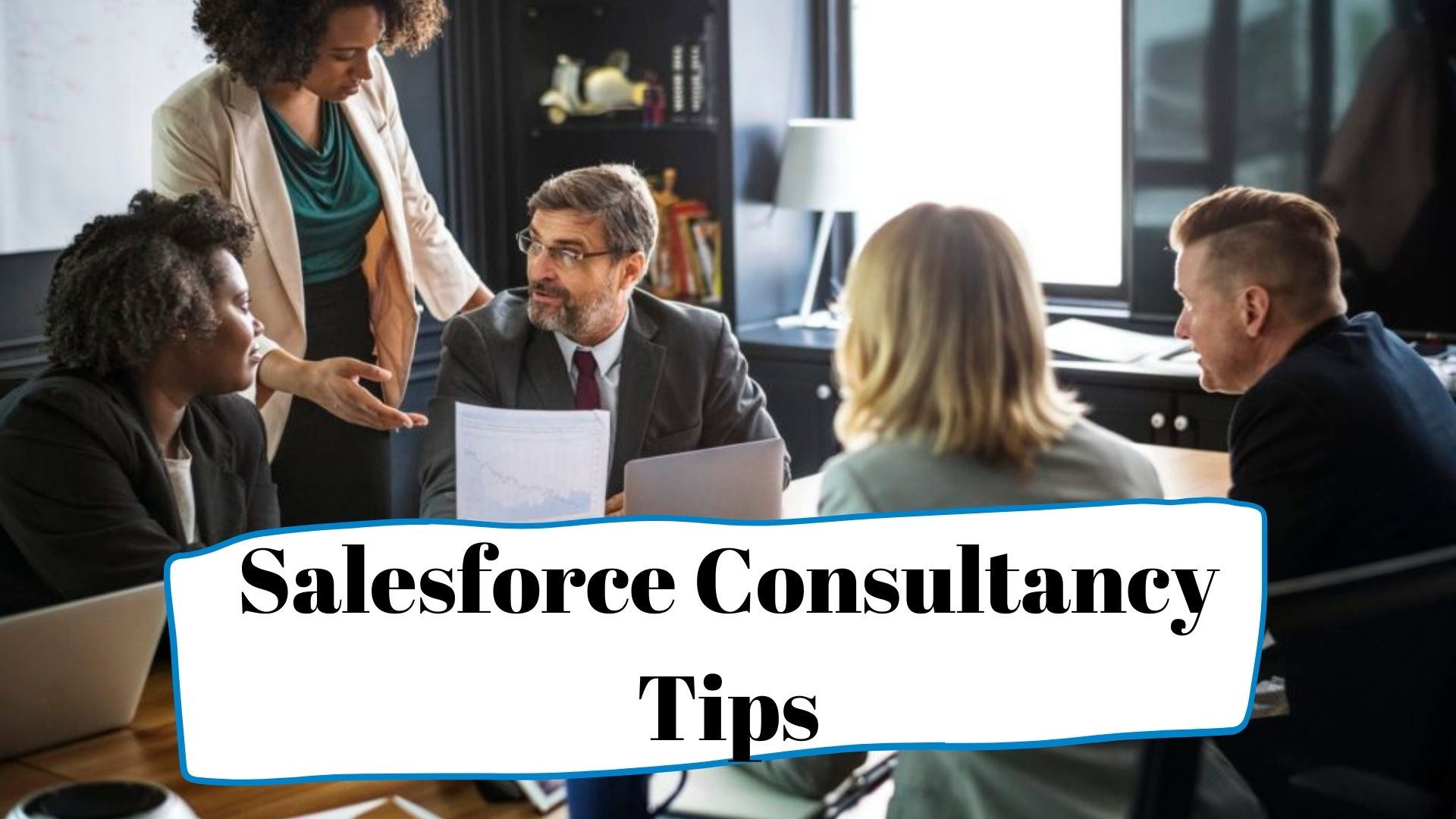 Steps to Form a Successful Salesforce Consultancy